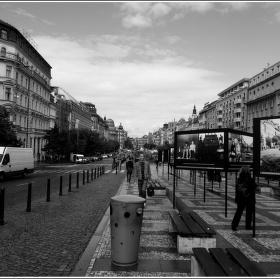 Václavské náměstí Praha