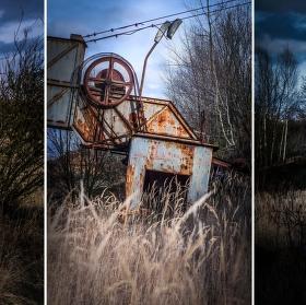 Zapomenutá místa - cihelna