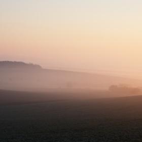 Mlhavé ráno...