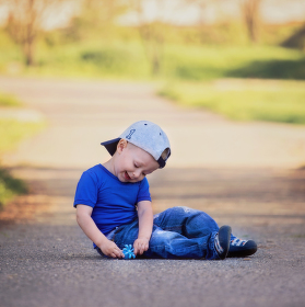 Dítě ulice :)