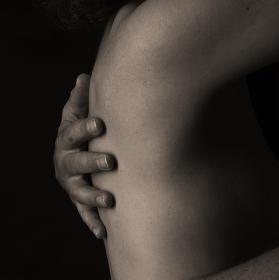 V objetí