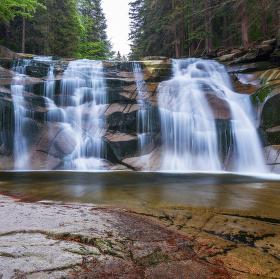 Mumlavský vodopád II