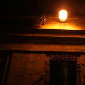 Noční zákoutí ve Vimperku