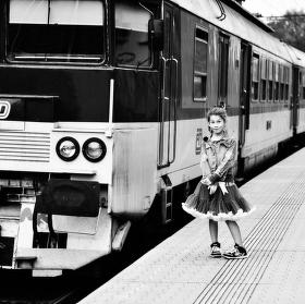 První stanice na cestě ke štěstí ...