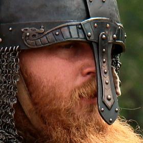 Že by to byl Viking?
