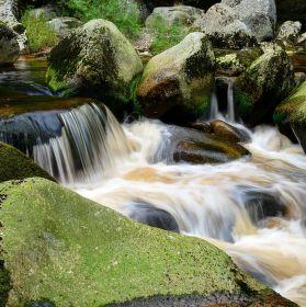 řeka Vydra
