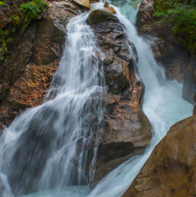 Krimmlské vodopády