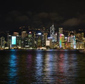 Skyline - Honkong