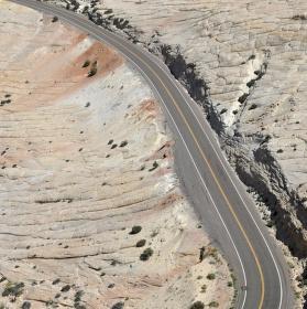 Cesta kamennou pouští