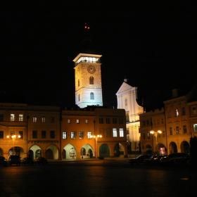 noční Budějovice