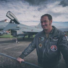 Supervisor a Eurofighter Typhoon