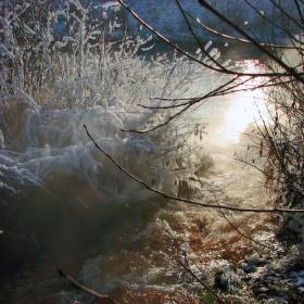 Zima v Bešeňové