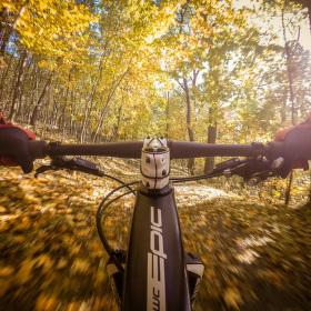 Podzimní jízda
