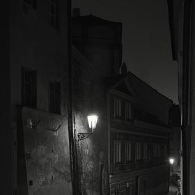 Večerní procházka po Malé Straně