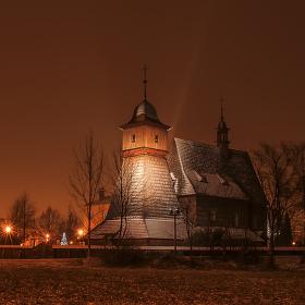 Hrabová ,kostelík