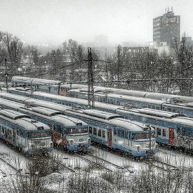 Spící vlaky