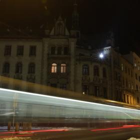 noční Brno