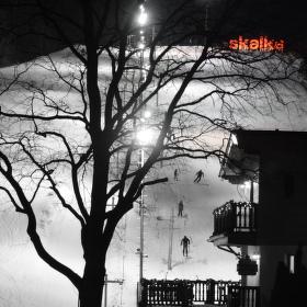 noční lyžování
