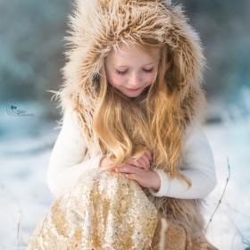 Ledová panenka