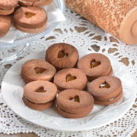 Sušenky slepované