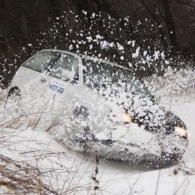 Ve Stopě Valašské Zimy 2017 Crash