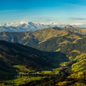 alpská krajina