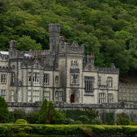 Kylemore Abbey- Connemara