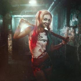 Harley Quinn..movie look