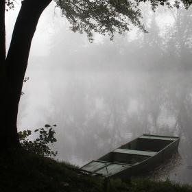 Mlha na Ohři