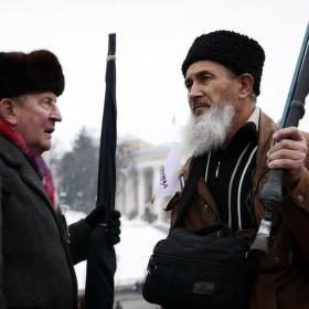 Majdan - Kyjev