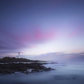Turnberry Lighthouse Sunset