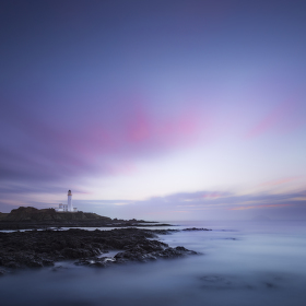 Turnberry Lighthouse Sunset