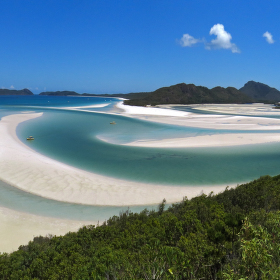 Whitsundays Island (Hill Inlet)