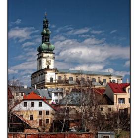 Polná -mé rodné město