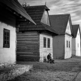 Popoludnie na dedine