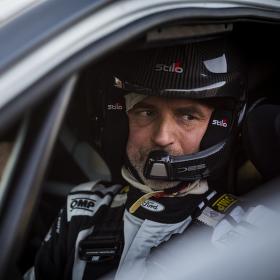Tomáš  Ouředníček a premiéra vozu Ford Raptor na Dakar 2018
