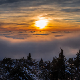 Nad oblaky / Above the clouds