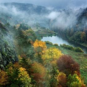 Podzim na Berounce