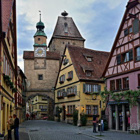 klasika aus Rothenburg