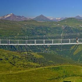 Most pro odvážné