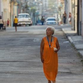 Adventní ráno v Havaně..
