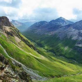 Alpské výhledy 1