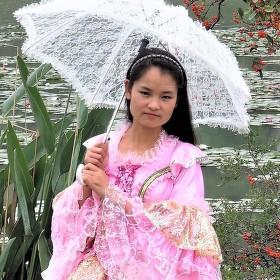 Dívka od Leknínového jezera