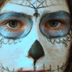 Mexická maska