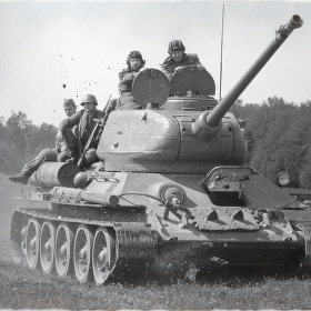T - 34