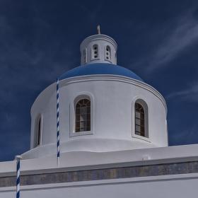 Modré střechy