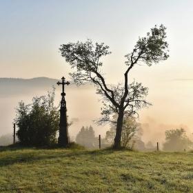 Kříž na Šumavě