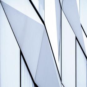 Kubistický detail