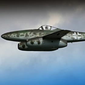 Messerschmitt Me 262 Schwalbe,CIAF