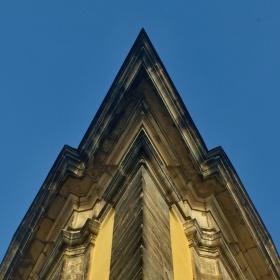 Kaple Nejsvětější trojce